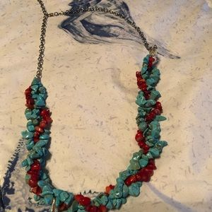 Jewelry - Stunning Turquoise Necklace!